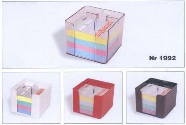 Pojemnik na kartki, karteczki Dual 1992