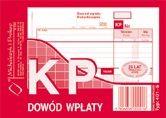 Druk KP - dowód wpłaty