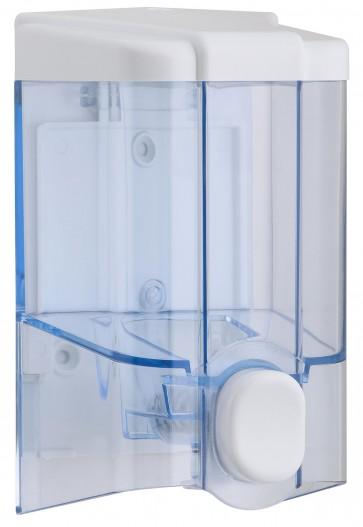 Dozownik mydła i preparatów dezynfekujących 1L
