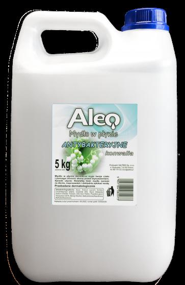 Mydło w płynie antybakteryjne Aleo 5L