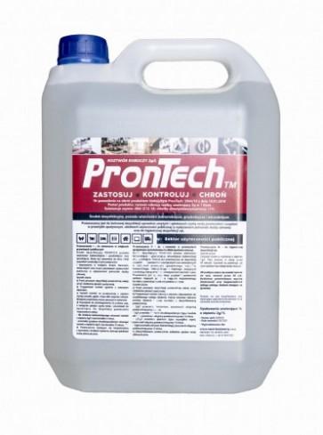 Prontech płyn do dezynfekcji rąk i powierzchni , bakteriobójczy , wirusobójczy, grzybobójczy 5l
