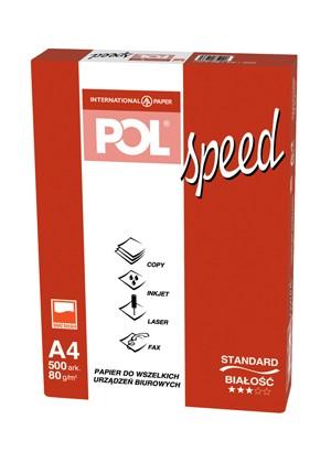 Papier Polspeed 80g/m2 A4
