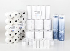 Rolki termiczne 57x30 opak.10 szt. Axioma BPA Free