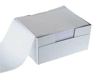 Papier do drukarek igłowych kolor/nadruk 240 1+1 AXIOMA