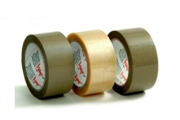 Taśma pakowa VIBAC solvent 48/60m transparent