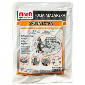 Folia malarska extra gruba 50 mic.