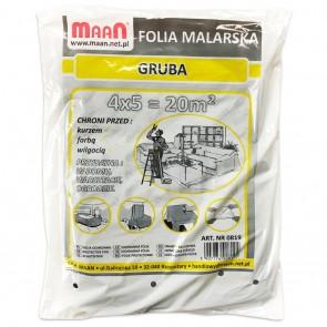 Folia malarska gruba 20mic