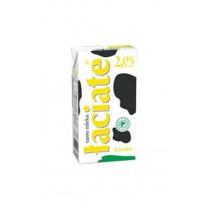 Mleko Łaciate 2% 0,5L UHT