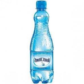 Woda Żywiec Zdrój Gazowana 0,5L zgrzewka