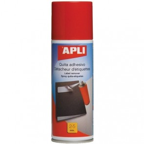 Spray do usuwania etykiet Apli 200 ml