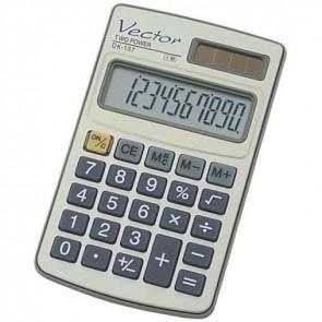 Kalkulator kieszonkowy Vector DK-137