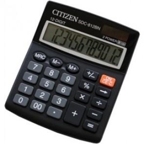 Kalkulator biurowy Citizen SDC 812