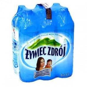 Woda Żywiec Zdrój Niegazowana 1,5L zgrzewka