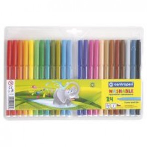 Flamastry 7790 Centropen 24 kolory