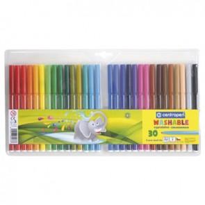 Flamastry 7790 Centropen 30 kolorów