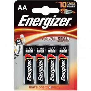 Bateria Energizer Alkaline Power AA.LR6. 1.5V , 4 szt.