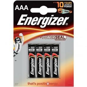 Bateria Energizer Alkaline Power  AAA. LR03. 1. 5V. 4 szt..