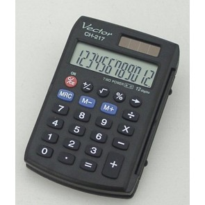 Kalkulator kieszonkowy Vector CH-217