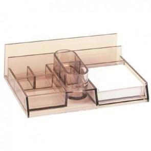 Przybornik Dual wielofunkcyjny z bloczkiem papierowym
