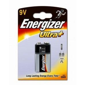 Baterie alkaliczne Energizer Ultra+ 6LR61 9V