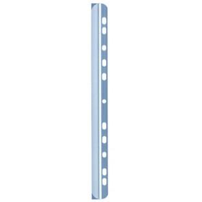 Grzbiety wsuwane Durable 30 kartek z perforacją przezroczyste