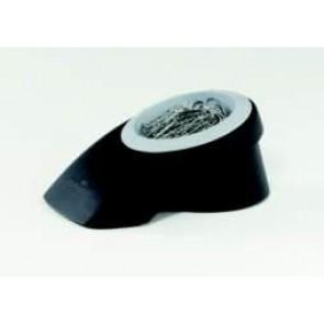 Podajnik do spinaczy Durable czarny