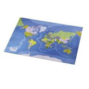 Podkład na biurko Mapa Świata Esselte