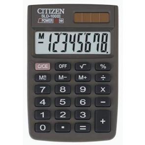 Kalkulator kieszonkowy Citizen SLD-100N