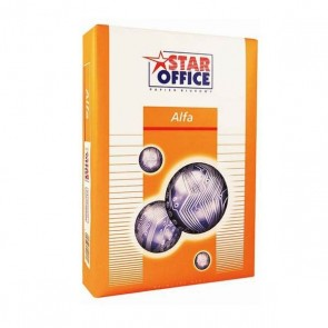 Papier Alfa Star Office 80g/m2  A4