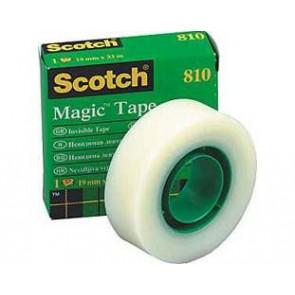 Scotch Magic taśma samoprzylepna matowa 19x33m
