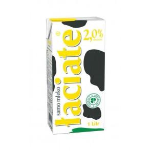 Mleko Łaciate 2% 1L UHT