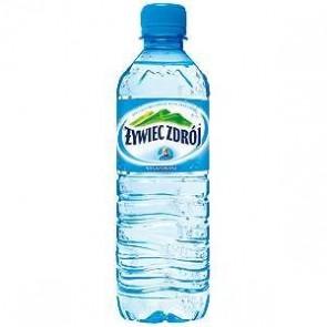 Woda Żywiec Zdrój  nie gazowana 0,5L zgrzewka