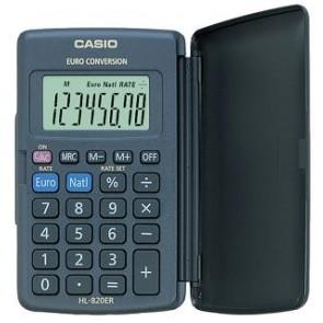 Kalkulator kieszonkowy Casio HL-820 VER
