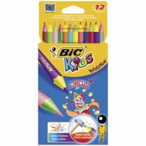 Kredki Bic Kids Cirkus Valet 12 kolorów