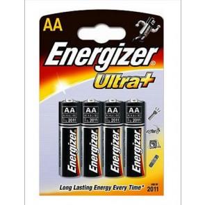 Baterie alkaliczne Energizer Ultra+ LR6 AA op.4