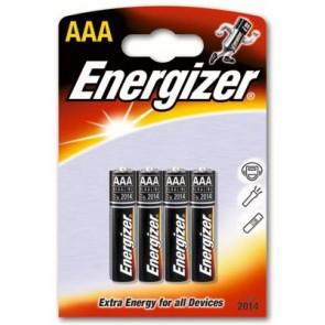 Baterie alkaliczne Energizer LR03 AAA op.4