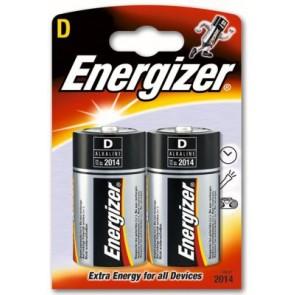 Baterie alkaliczne Energizer LR20 D op.2