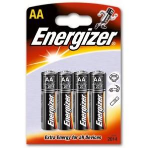 Baterie alkaliczne Energizer LR6 AA op.4