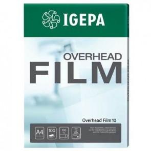 Folia Igepa Film 10 (100mic) A4
