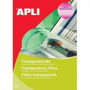 Folia Apli 0859 podawanie pojedyńcze format A4 100ark.