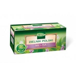 Herbata ekspresowa Herbapol Melisa. 20 szt.