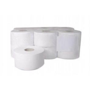 Papier toaletowy JUMBO BIAŁY 12 szt.