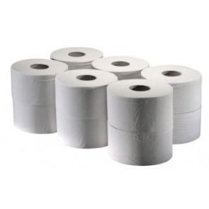 Papier toaletowy JUMBO SZARY 12 szt.