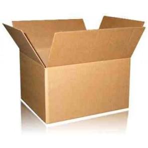 Karton klapowy tekturowy 280x250x250 3 warstwowy 400g/m2 Fala B