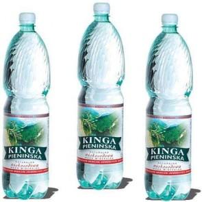Woda Kinga Pienińska 1,5 niskosodowa - zgrzewka