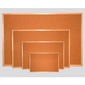 Tablica korkowa w drewnianej ramie MEMOBOARDS 180x100 (cm)