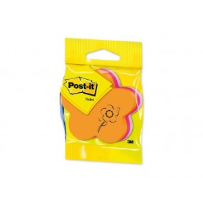Kostka samoprzylepna w kształcie kwiatka POST-IT 2007f