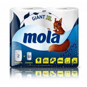 Ręcznik kuchenny MOLA Gigant XL 2 rolki