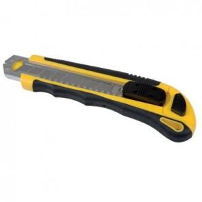 Nożyki biurowe Donau  18 mm z prowadnicą