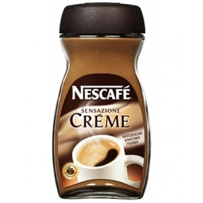 Kawa rozpuszczalna Nescafe Creme Sensazione 200 g